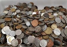Lote 10 Kg Monedas Mundiales Variadas Varied World Coins