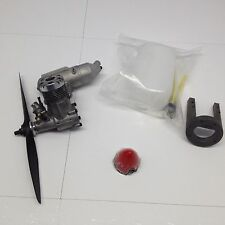 OS MAX FP 35 RC Engine with muffler Props Tank Engine Mount Spinner Fuel Tank