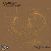 Matthew Goodheart Berlin Head Metal CD Infrequent Seams 2019 NEW