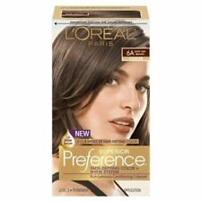Loreal Superior Preference - 6a Light Ash Brown, (Pack of 3)