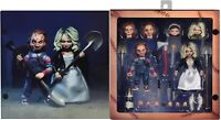 NECA - Bride of Chucky - Ultimate Chucky & Tiffany Action Figure 2-Pack