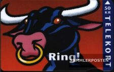 Dänemark 770 50 Kronen gebraucht Ring! Stier