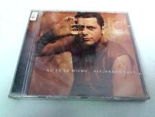 """ALEJANDRO SANZ """"NO ES LO MISMO"""" CD 12 TRACKS PRECINTADO SEALED"""