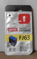 OLIVETTI fj63 Inchiostro Nero b0702 per FAX LAB 610 Fax Lab 630 OVP a