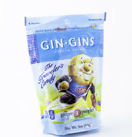Ginger People - Super Strength Gin Gin Traveler's Candy - 3 oz Bag
