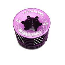 Novarossi Off Road Violet 3.5cc 60mm Cooling Head 6 Cuts 9 Fins Serigraph