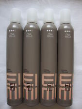 4 x Wella EIMI Schaumfestiger Extra Volume Mousse st. Halt 500 ml vm. High Hair