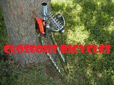 "BICYCLE SPRINGER FORK 26"" BENT SQUARE TWISTED CRUISER LOWRIDER CHOPPER Vintage"
