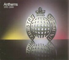 Ministry of Sound - Anthems 1991 to 2008 3cd