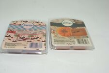 Febreze 2 Packs of 6 Wax Cubes Pumpkin Bliss And Strawberry Fig Limited Edition