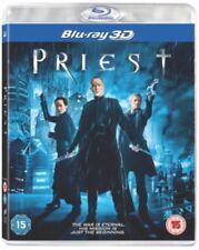 Priest 3d Blu-Ray - Nuevo Blu-Ray