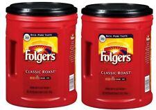 Folgers Classic Roast Ground Coffee (48 oz., 2 pack)