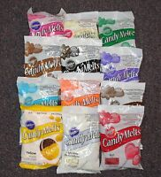 Candy Melts,Wilton Melting Candy Coating,Multi-color,Cake Pops,12 oz.Molding.