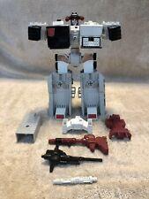 G1 Transformers Metroplex (incomplete)
