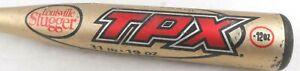 Louisville Slugger TPX Omaha Classic Baseball Bat 31 in.19 oz. 2 1/4 Barrel YB38