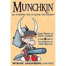 Steve Jackson Games Munchkin Color Card Game