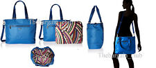 Kipling Women's Bags Binx Solid Tote Cloud Blue Large Tote