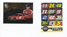 2010 Press Pass Top 12 Instant Win Card--scratched on back, Car #99--expired