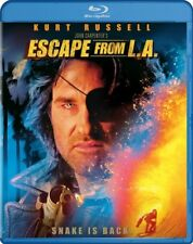 John Carpenter's Escape From L.A. (2017, Blu-ray NUEVO) (REGION A)