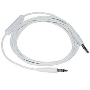 Replacement Audio Cable Line for Bose Soundtrue/Soundlink Bose-OE 2 Headphones