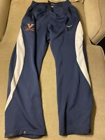Mens Nike Virginia Cavaliers Team Warm Up Basketball Pants Medium M