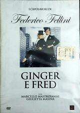 Ginger e Fred (1985) DVD
