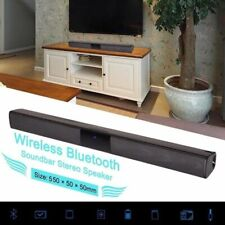 Wireless Bluetooth Soundbar Four-Way Design Tv Home Theater Stereo Speaker