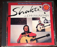 Shakti with John McLaughlin by Shakti - Rare CD