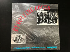 "Revolting Cocks ‎– Stainless Steel Providers  - Wax Trax! Records ‎12"" EP"