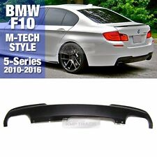 M-Tech Sports Style Rear Diffuser 550i Muffler for BMW 2010-2016 5 Series F10