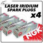4x NGK SPARK PLUGS Part Number IZFR6H11 Stock No. 4294 Laser Iridium New Genuine