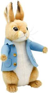 "HANSA BH7658 ""Peter Rabbit"" Real Stuffed Animal Plush Toy from Japan [NEW] F/S"