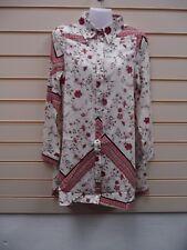 Glamorous Dress Floral Print Shirt UK Size XS (8/10) BNWT  G030