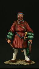 Tin soldier, Landsknecht, XVI c. 54 mm, Renaissance