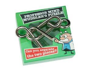 PUZZLE & ROMPICAPO PROFESSOR MIND MUDDLER'S PUZZLE Professor Puzzle