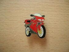 Pin Pin Cagiva Mito 125 red red Model 1996 Motorcycle Art. 0589 Motorbike