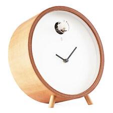 PLEX 211T cassa legno betulla Orologio cucu' da tavolo