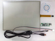 "17"" 4 Wire Resistive Touch Screen Panel Kit(4:3)for 17"" LCD TFT Monitor H1223 YD"