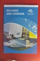 SYLABUS & LOGBOOK BOOKLET  28 PAGES YACHTING AUSTRALIA KEELBOAT PROGRAM