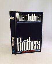 Brothers-William Goldman-SIGNED-INSCRIBED-TRUE First/1st Edition-Princess Bride