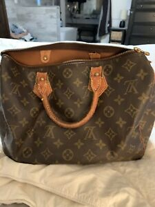 louis vuittons handbags authentic monogram 25 Speedy