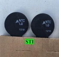 ON SALE!! 10 AVX NI24 Precision NTC Thermistors Fast response w//BONUS