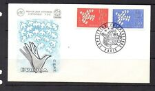 France Early Illustrated FDC 1949 Europa 96291