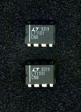 2 x LT1101 INSTRUMENTATION-AMPLIFIER DIP8 - MAXIM SEMICONDUCTORS