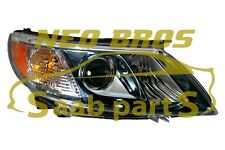SAAB 9-3 08-12 RIGHT HEAD LAMP LIGHT, US SPEC, NON XENON, NEW, GENUINE, 12846273