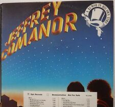 Jeffrey Comanor a rumor in his own time 33RPM DEMO PE34080   121816LLE#2