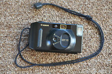CANON SNAPPY S ~ POINT AND SHOOT P&S CAMERA ~ 35MM FILM ~ PRIME LENS~ 35MM F 4.5