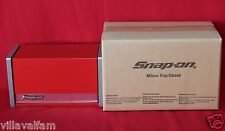 Snap On Red  Mini Micro Top Chest Tool Box  Brand New !