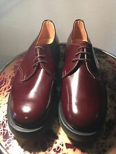 Classic English gibson all leather upper air cushion sole sz 7 NOS
