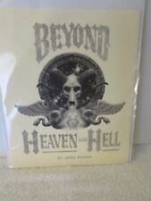 Beyond Heaven & Hell  Portfolio by John Pound Signed & Numbered